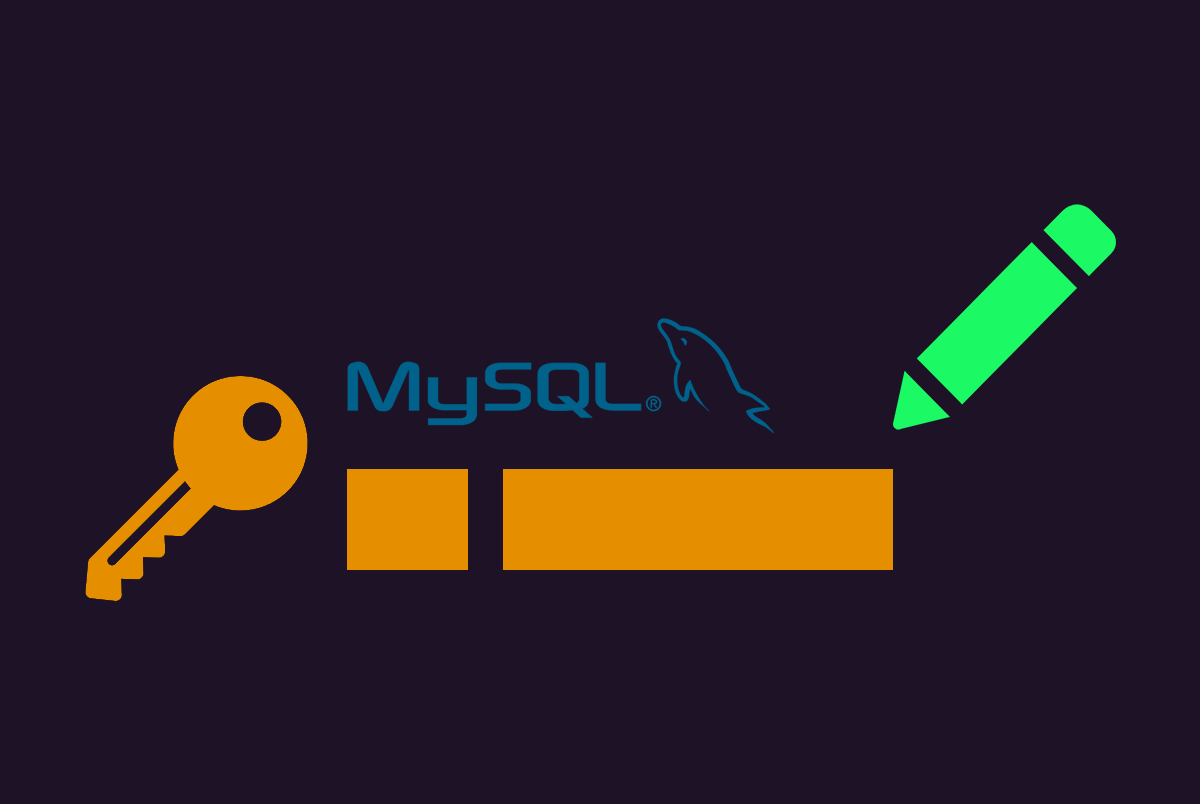 Ilustrasi Mengubah Tipe Data dan Atribut Foreign Key MySQL